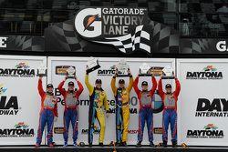 GS podium: 1eMatt Plumb, Hugh Plumb, 2e Lawson Aschenbach, Matt Bell, 3e Robin Liddell, Andrew Davis