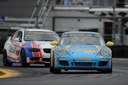 #13 Rum Bum Racing Porsche 997: Matt Plumb, Hugh Plumb