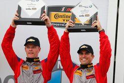 GS podium: 2eRobin Liddell, Andrew Davis