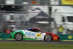 #1 Ferrari of Houston, Ferrari 458TP: Ricardo Perez