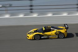 #66 Ferrari of San Francisco Ferrari 458: Ross Garber