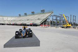 Sahara Force India F1 Takımı yeni renk düzeni
