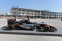 Sahara Force India F1 Team, neues Design