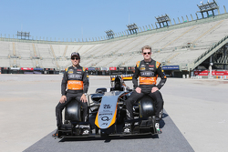 塞尔吉奥·佩雷斯, 印度力量车队 VJM07,和队友尼克·胡肯伯格, 印度力量车队