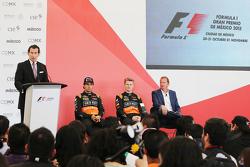 塞尔吉奥·佩雷斯, 印度力量车队,和队友尼克·胡肯伯格, 印度力量车队