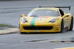 #87 Ferrari of San Diego, Ferrari 458: Rich Baek