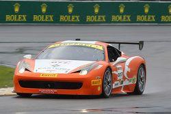 #077 Miller Motorcars, Ferrari 458: Joe Courtney