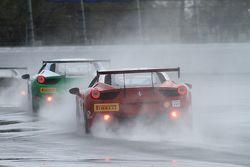 #777 Ferrari Québec Ferrari 458TP: Emmanuel Anassis