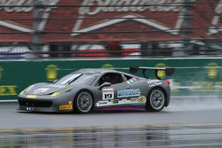 #19 Ferrari of Long Island Ferrari 458: Chris Cagnazzi