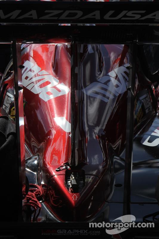 Mazda detayları