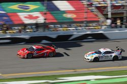 #63 Scuderia Corsa Ferrari 458 Italia: Bill Sweedler, Townsend Bell, Anthony Lazzaro, Jeff Segal, Je
