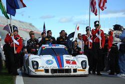 #7 Starworks Motorsport Riley MK XX: Brendon Hartley, Rubens Barrichello, Ryan Hunter-Reay, Tor Graves, Scott Mayer