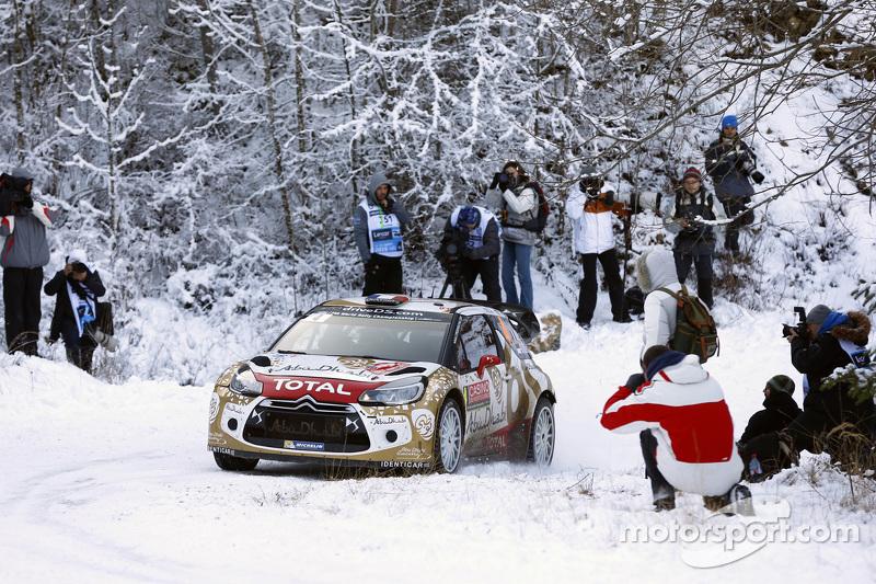 2015 - DS 3 WRC