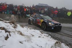 Sebastien Ogier et Julien Ingrassia, Volkswagen Polo WRC, Volkswagen Motorsport