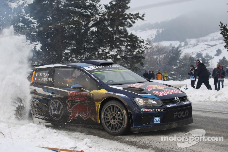 #24: Rally de Monte Carlo 2015
