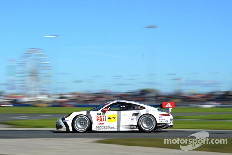#911 Porsche North America, Porsche 911 RSR: Nick Tandy, Marc Lieb, Patrick Pilet, Michael Christensen