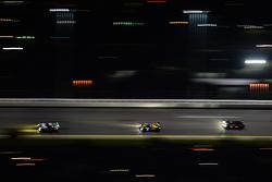 Action beim Nachtrennen