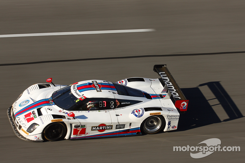#7 Starworks Motorsport Riley MK XX: Brendon Hartley, 鲁本斯·巴里切罗, Ryan Hunter-Reay, Tor Graves, Scott Mayer