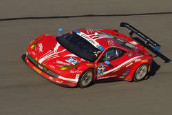 #63 Scuderia Corsa Ferrari 458 Italia: Bill Sweedler, Townsend Bell, Anthony Lazzaro, Jeff Segal, Je