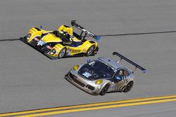 #81 GB Autosport, Porsche 911 GT America: Damien Faulkner, Kuba Giermaziak, Mike Skeen, Rory Butcher