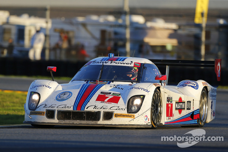 2015: 24 Horas de Daytona (não completou)