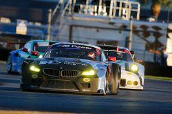 #24 BMW Team RLL BMW Z4 GTE: John Edwards, Lucas Luhr, Jens Klingmann, Graham Rahal