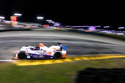 #54 CORE autosport Oreca FLM09: Jon Bennett, Colin Braun, Mark Wilkins, James Gue