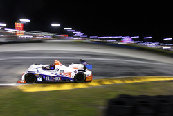 #54 CORE autosport, Oreca FLM09: Jon Bennett, Colin Braun, Mark Wilkins, James Gue