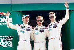 Nick Tandy, Marc Lieb, Patrick Pilet