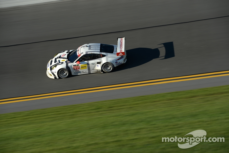 #911 保时捷北美,保时捷911 RSR: Nick Tandy, Marc Lieb, Patrick Pilet, Michael Christensen