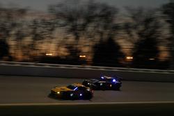 # 97 تورنر موتورسبورت بي إم دبليو زد4: مايكل مارسال، ماركوس بالتالا، أندي بريولكس، بوريس سايد، # 24