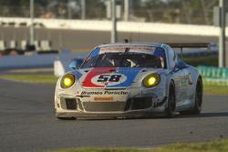 #58 Wright Motorsports, Porsche 911 GT America: Madison Snow, Jan Heylen, Patrick Dempsey, Philipp E