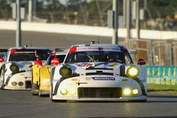 #911 Porsche North America Porsche 911 RSR: Nick Tandy, Marc Lieb, Patrick Pilet, Michael Christensen