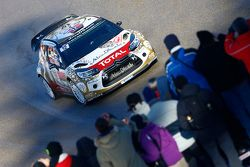 Mads Ostberg y Jonas yersson, del Citroën DS3 WRC, Citroën Total Abu Dhabi World Rally Team