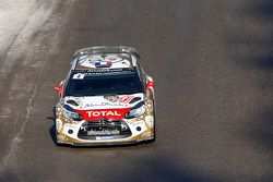Sébastien Loeb e Daniel Elena, Citroën DS3 WRC, Citroën Total Abu Dhabi World Rally Team