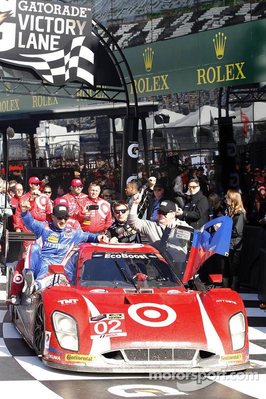 2015: Scott Dixon, Kyle Larson, Jamie McMurray, Tony Kanaan, Chip Ganassi Racing
