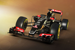 La nouvelle 2015 Lotus E23 Hybrid