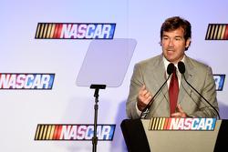 Joie Chitwood, presidente del Daytona International Speedway
