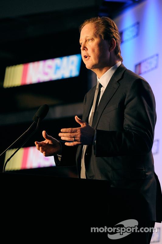 Brian France, CEO y Directivo de NASCAR