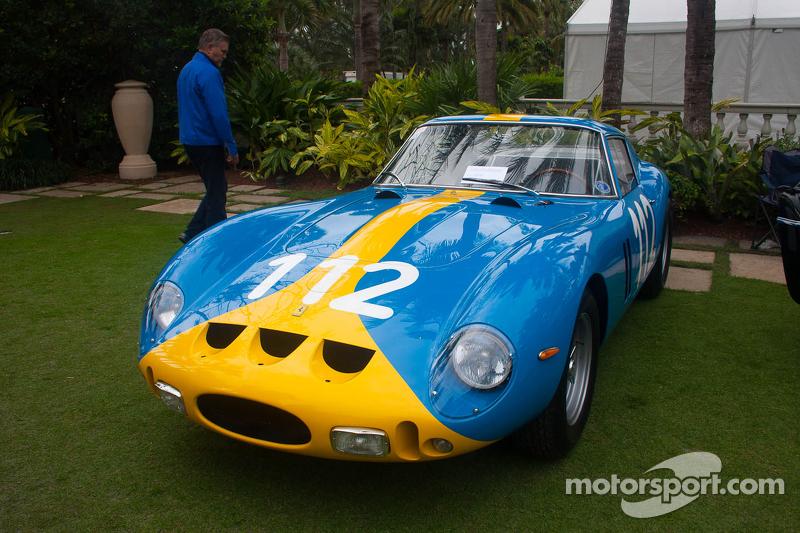 Ferrari 250GTO, 1962