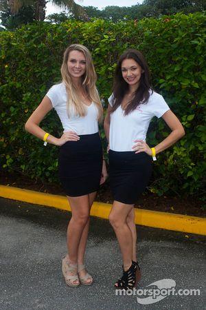 Bellezas de Ferrari en Fort Lauderdale