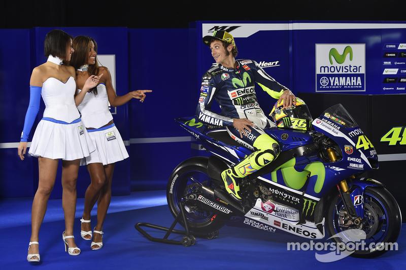 Motos, chicas y velocidad...