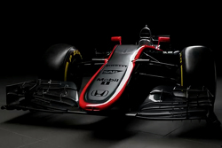 The McLaren Honda MP4-30