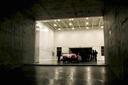 Adelanto del Nissan LMP1