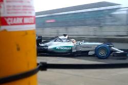 Льюис Хэмилтон. Презентация Mercedes AMG F1 W06, видео презентация.
