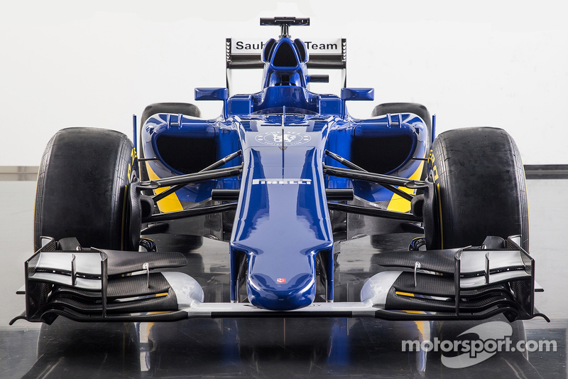 2015: Sauber C34