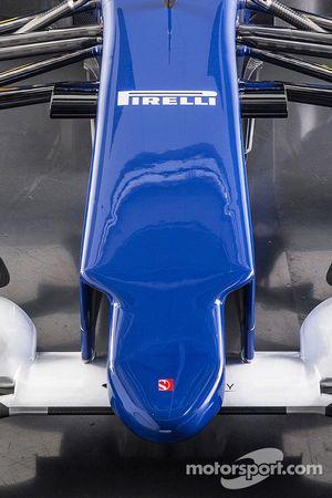 La nouvelle Sauber C34-Ferrari