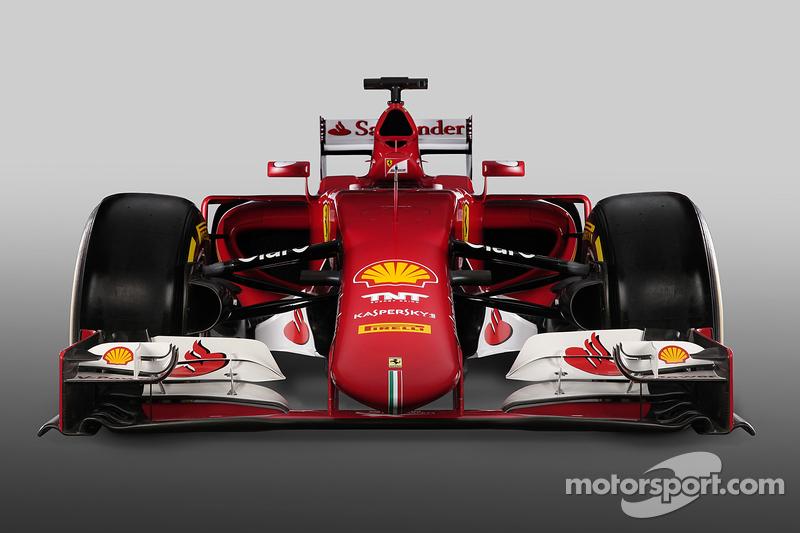 Ferrari SF15-T de 2015