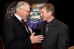 Joe Gibbs und Bill Elliott