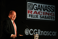 Chip Ganassi, co-owner of Chip Ganassi Racing with Felix Sabates